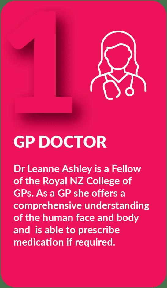 Reason One - GP Doctor